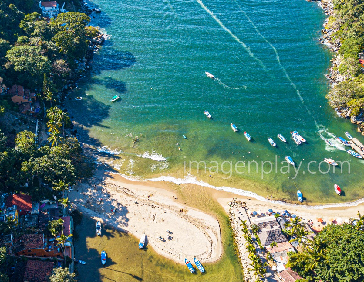 aerial photography and video production in puerto vallarta